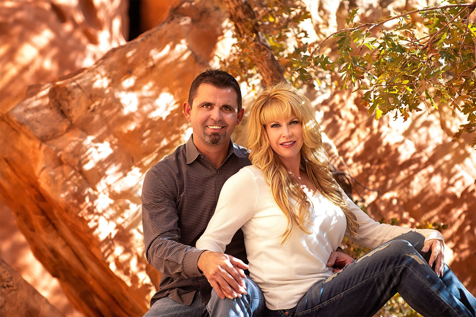 Eddy and Vivian Cumins