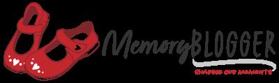 MemoryBlogger Logo Tagline Horizontal