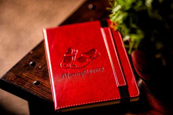 MemoryBlogger Journal Cover