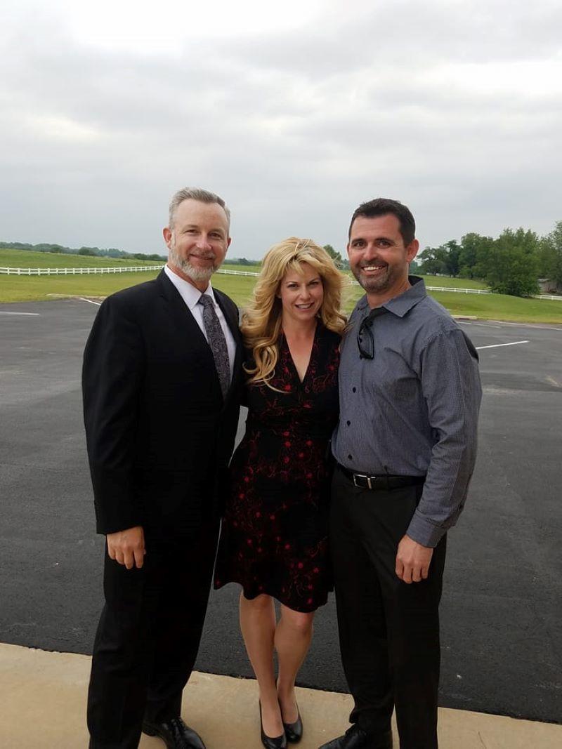 Jim, Vivian, & Eddy, May 2017